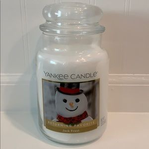 Yankee Candle 🕯'Jack Frost' ⛄️